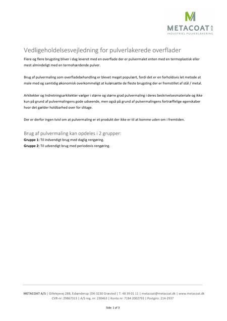 Vedligeholdelsesvejledning-pulverlakerede-overflader